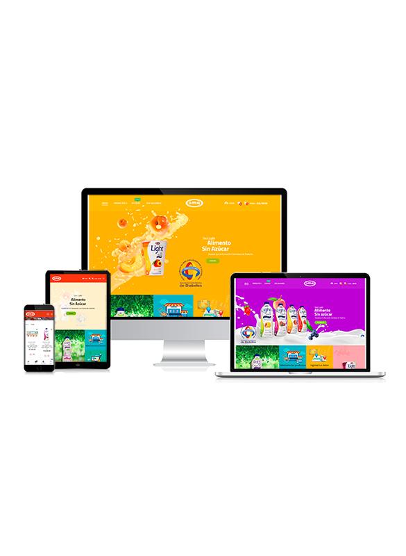 Paginas web responsive NFVG Digital